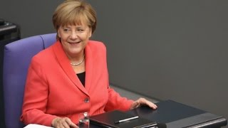Angela Merkel named TIME's Person of the Year 2015