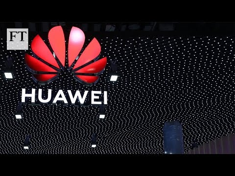 Why everyone's talking about Chinese tech giant Huawei