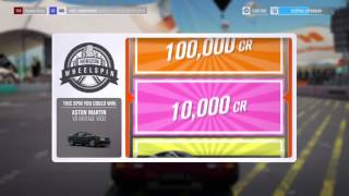 Forza Horizon 3 good luck for once