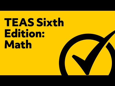 Free ATI TEAS 6 Math Study Guide