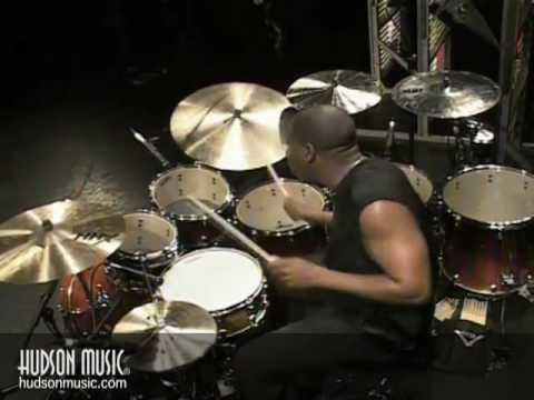 John Blackwell Drum Solo