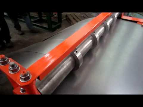 Оборудование для производства холоднокатаных профилей, СПО-Технологии