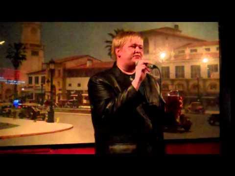"""Brew Co Karaoke Kevin singing """"Believe"""" by Cher"""