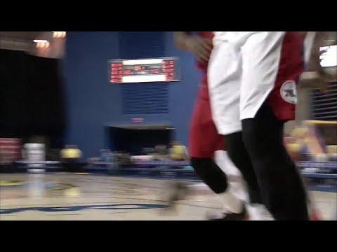 Trey Davis (34 points) Highlights vs. Delaware 87ers