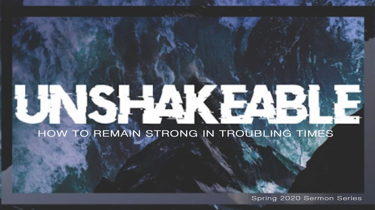 No Fear Living | Unshakeable