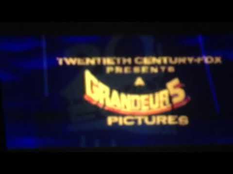 Twentieth Century Fox Grandeur5 Pictures Logo