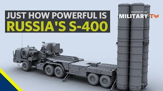 Why U.S. Should Fear Russia's S-400 | How Powerful is Russia's S 400 | S 400 In Action