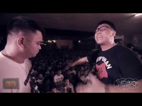 FlipTop - BLKD vs Thike @ Isabuhay 2015