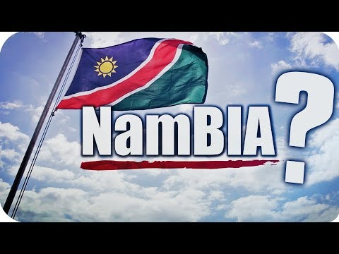 """""""NamBIA"""" - Introducing Trump's new country!!!"""