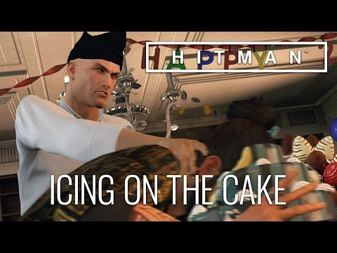 HITMAN™ Professional Difficulty - Icing on the Cake, Bangkok (Silent Assassin Suit Only)