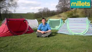 Eurohike Pop Up Tents