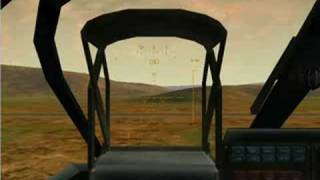 KA-52 Team Alligator - Start-up and take-off