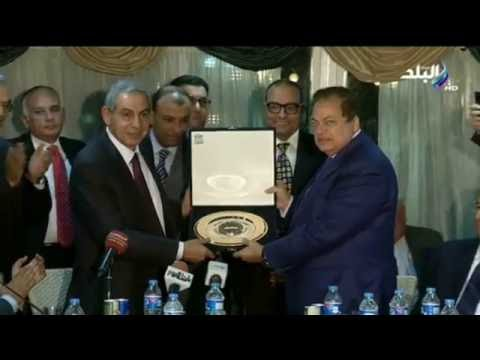 Headed by Mr.Mohamed Abou ElEnein, the Egyptian European Council hosts Minister of Industry