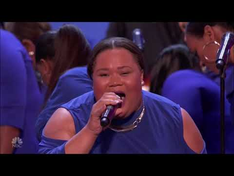 Greater Works: Gospel Choir BOMBS the Stage With Energetic Power on America's Got Talent 2017
