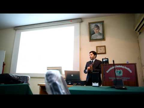 Role Of Technology In Communication By Sir Dr. Zia