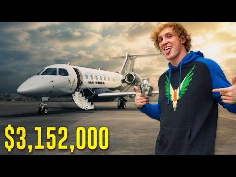 5 Things Logan Paul Bought ONLY THE RICHEST Can Afford