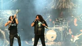 Testament The Preacher - Bloodstock 2012