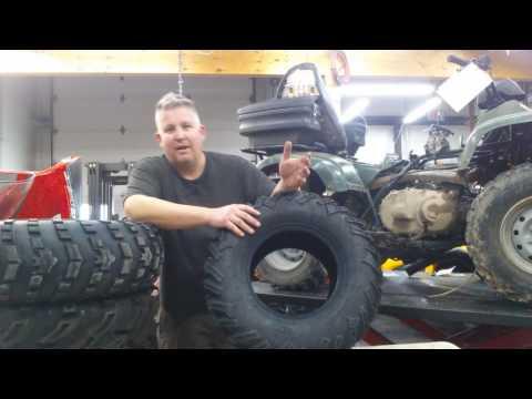 Atv tire dimensions explained