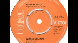 "Harmony Grass -- ""Summer Dreaming"" (UK RCA) 1969"