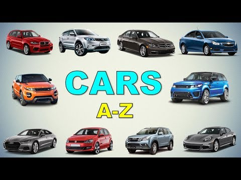 A-Z CAR NAMES