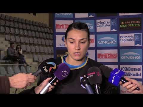 Cristina Neagu, revenire in forta in 2018