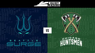 Group Stage | Seattle Surge vs Chicago Huntsmen | Toronto Ultra Home Series | Day 1
