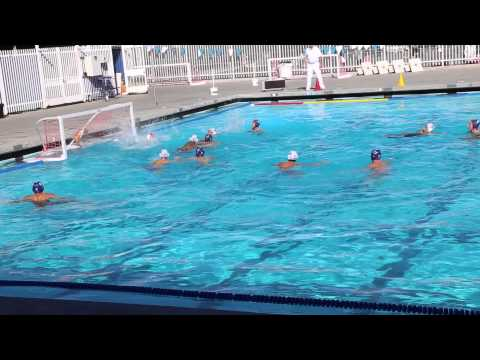 2015-9-17 Harker vs Saratoga Varsity Water Polo League Game