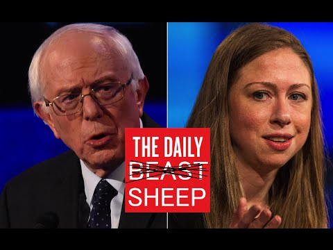 EXPOSED: The Daily Beast's Anti-Bernie Sanders Slant Due to Conflict of Interest with Clintons