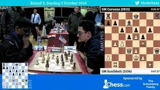 2016 Chess.com Isle of Man Tournament (Douglas) Round 2, Part 2