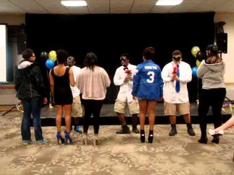 Kappa Sigma Pi probate show 2014