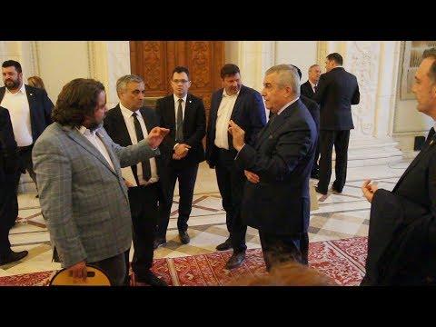 Cearta intre Mihai Gotiu si Calin Popescu Tariceanu inaintea BPD