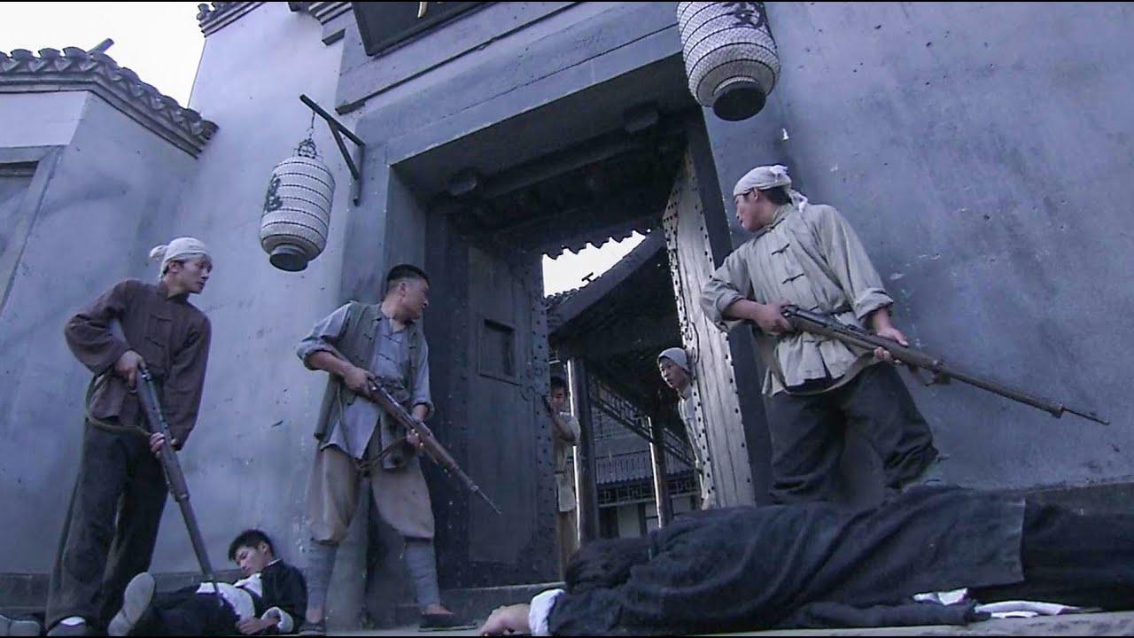 共軍劫獄成功,日軍展開瘋狂追擊,怎料共軍折返藏在對方據點!