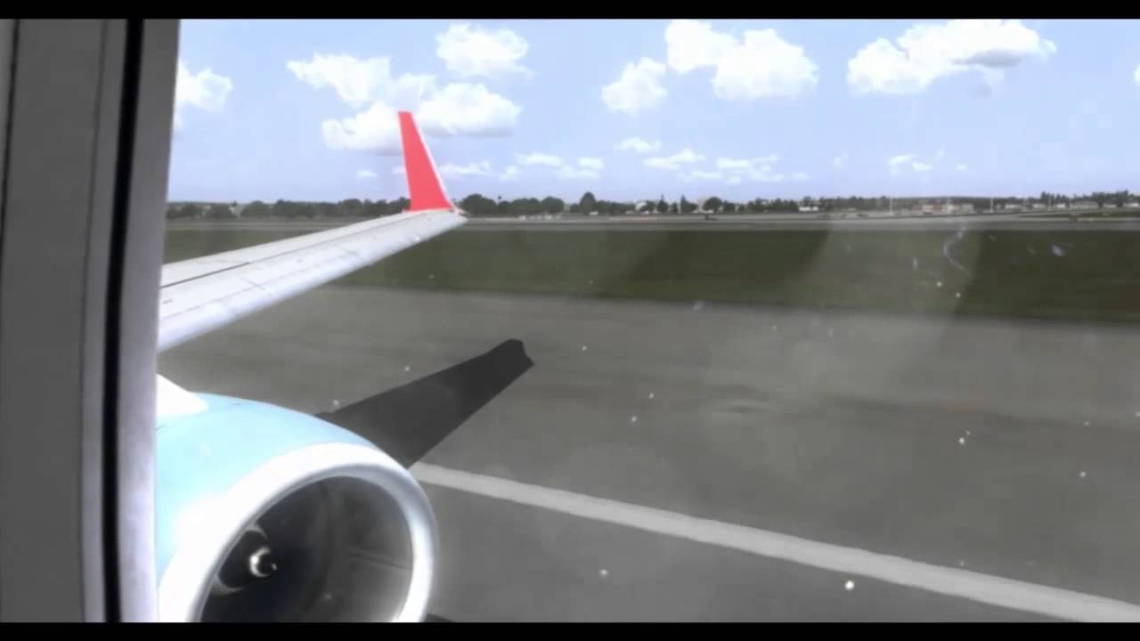 [HD FSX] IMPROVE FSX WING VIEW CAMERA MOVEMENT & ZOOM EFFECT!