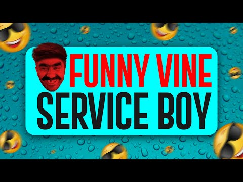 Service Boy  