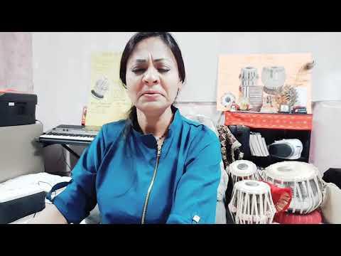 Aaina mujhse meri pehli si Surat  by Rachna M