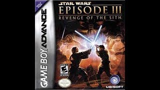 Star Wars Episode III: Revenge of the Sith (GBA) Replay (FULL)