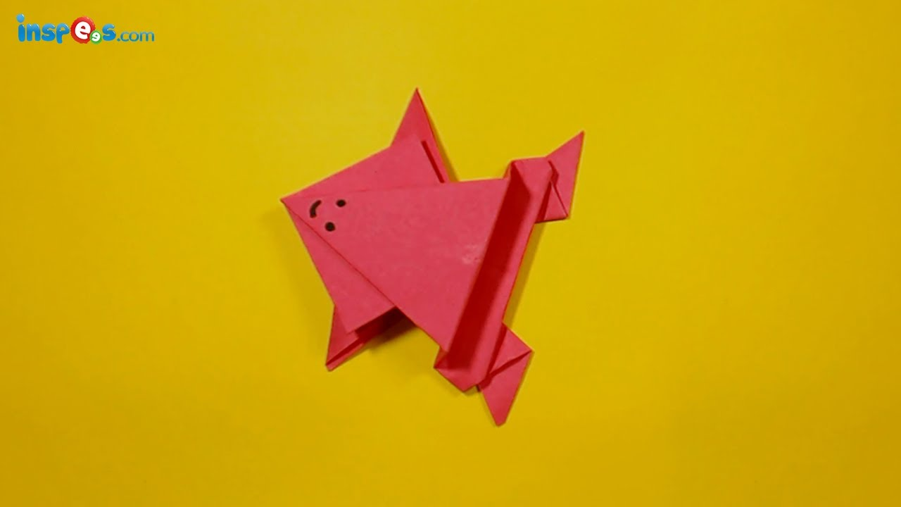how to make jumping paper