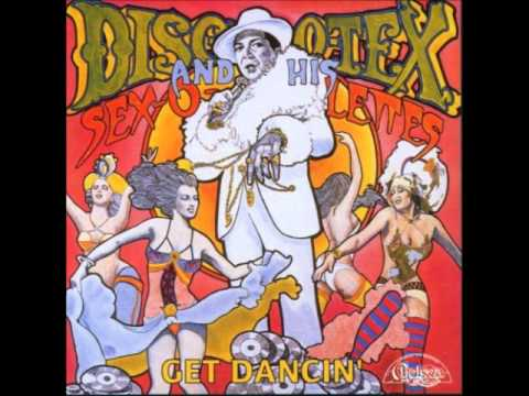 Disco Tex And The Sex O Lettes   Get Dancing