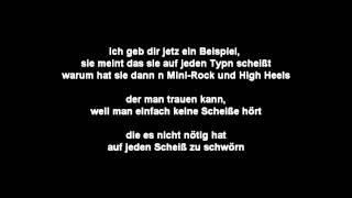 Bushido - Gibt es dich? (Lyrics Video) HD