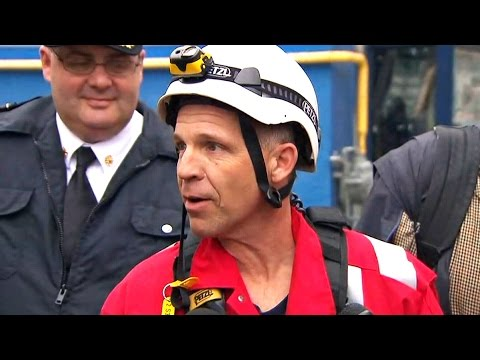 'I'm a bit of a monkey': After crane rescue, Toronto firefighter gains fans with wry wit