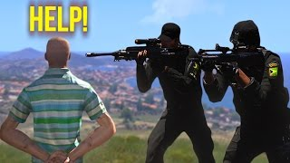 THIS IS BAD!! *WATCH WHAT HAPPENS!* | Arma 3: Altis Life