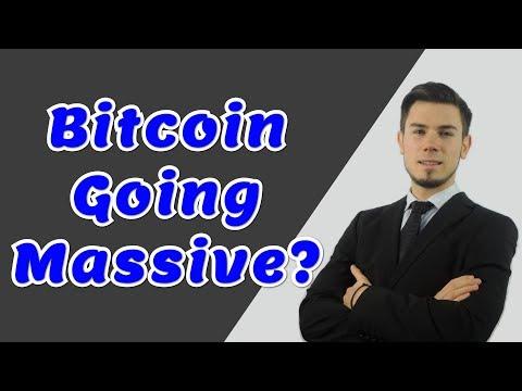 Bitcoin going MASSIVE ? - Crypto Trading Analysis & BTC Cryptocurrency Price News 2019