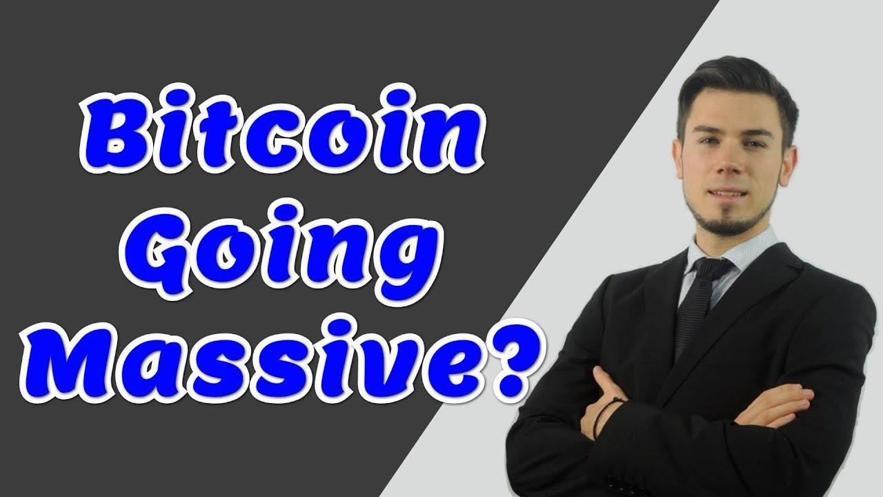 Bitcoin going MASSIVE ? – Crypto Trading Analysis & BTC Cryptocurrency Price News 2019
