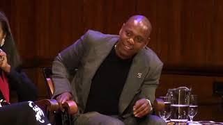 Dave Chappelle: Hutchins Center Honors - W. E. B. Du Bois Medal Ceremony (10-11-2018)