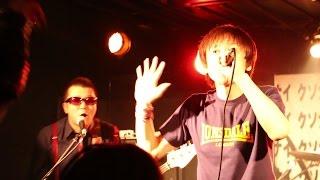 クソッたれナイトvol24@名古屋 Tiny7 2015.03.14.