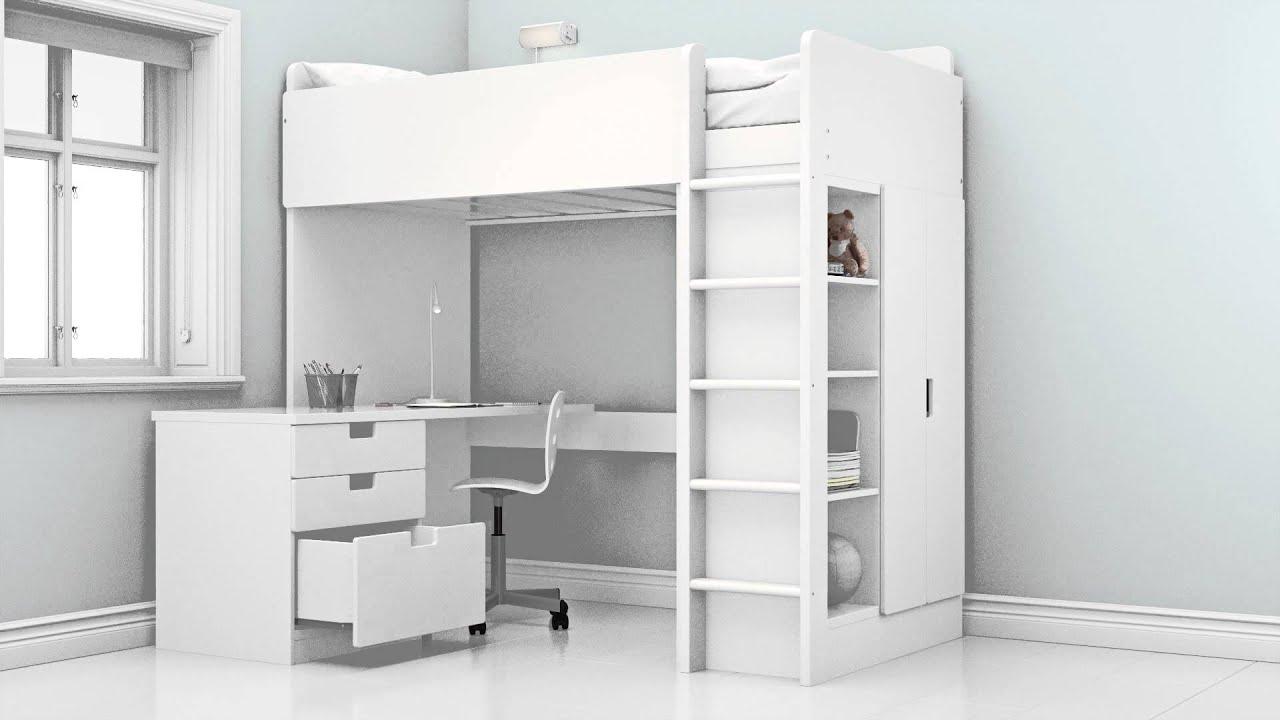 The Possibilities Of The New Stuva Children S Loft Bed