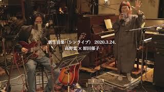 新生音楽(シンライブ)2020.3.24. / 高野寛 ✕ 原田郁子    ダイジェスト