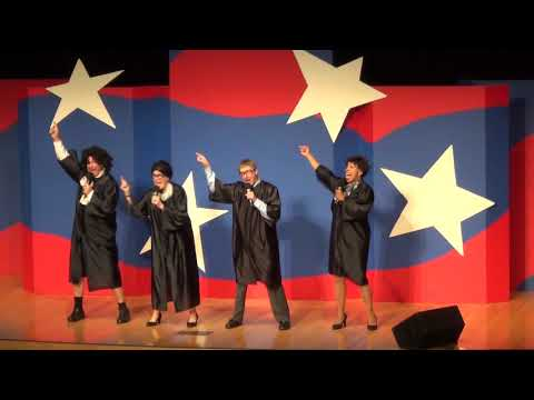 The Supremes (2018) - Capitol Steps