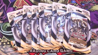 Yugioh Hidden Arsenal 7 Opening 6 1st Edition Packs