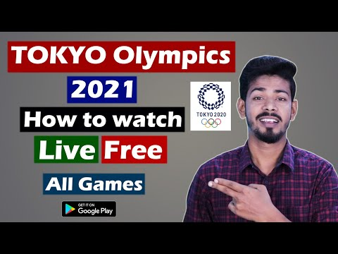Tokyo Olympics 2021 Live - How to watch Olympics 2020 Live for Free [In Hindi]